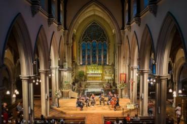 St. Gabriel's Church, PImlico. ©Max Petrossi